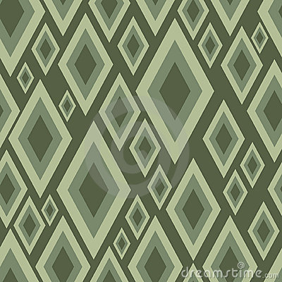 Abstract background with rhombus