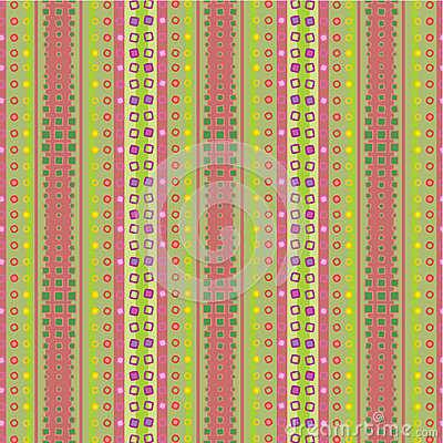 Abstract background, seamless pattern included