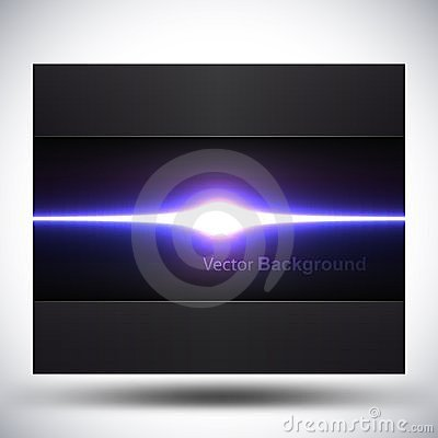 Abstract background. Shine line.