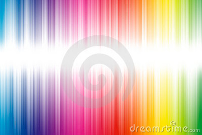 Abstract background from spectrum lines with copy