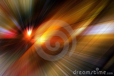Abstract background - speed and action