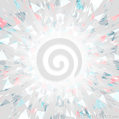 Abstract background of star burst - eps10 vector Vector Illustration