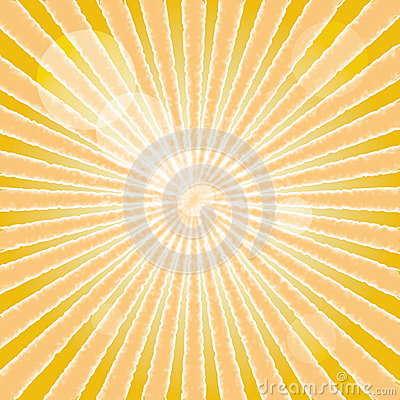 Abstract background of sun beam.