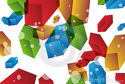 Abstract background, vector illustration