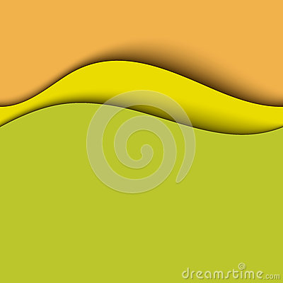 Abstract background. Warm colors