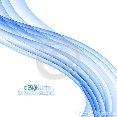 Free Abstract Background With Blue Stripes Royalty Free Stock Images - 66871709