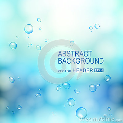 Free Abstract Background With Water Drops On Glass Royalty Free Stock Photography - 38998797