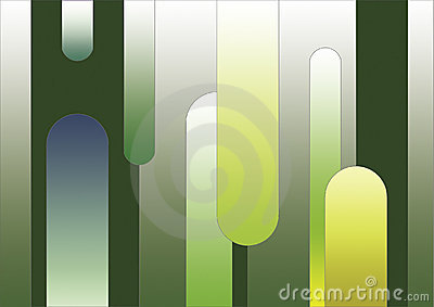 Abstract backgrounds oval