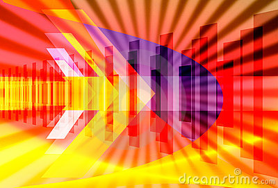 Abstract baner 3