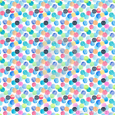 Free Abstract Beautiful Artistic Tender Wonderful Transparent Bright Blue, Green, Red, Pink, Yellow, Orange, Navy Circles Pattern Water Stock Images - 94028424