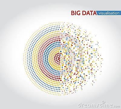 Free Abstract Big Data Machine Learning Algorithms. Stock Photography - 108432122