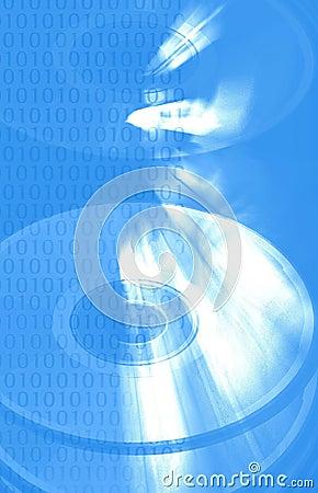 Abstract binary data I