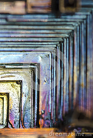 Free Abstract Bismuth Stock Images - 50041334