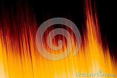 Abstract blaze