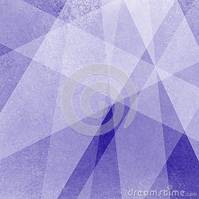 Abstract blue background with geometric layered rectangles Stock Photo