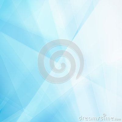 Free Abstract Blue Background With White Triangle Shapes And Blur Stock Image - 59097641