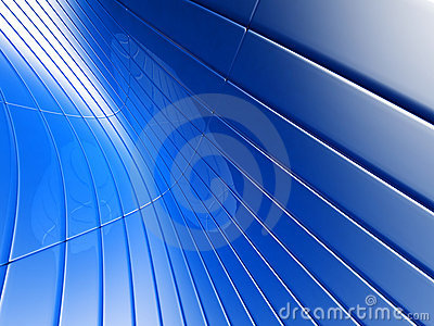 Abstract blue metalic luxury background