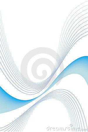 Free Abstract Blue Swirls Stock Photos - 7298303