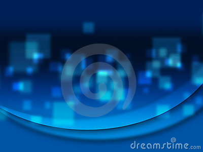 Abstract blue texture design