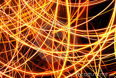Abstract blur light motion