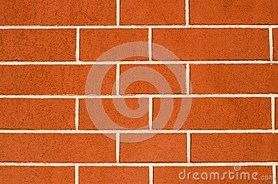 Abstract brick wall background.