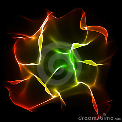 Abstract bright colorful background