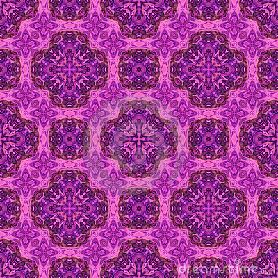 Abstract bright fabric pattern