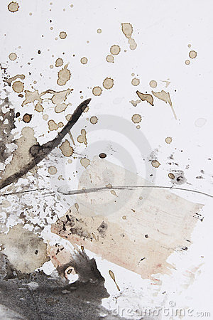 Free Abstract Brush Painting Stock Photography - 24186872