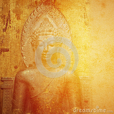 Free Abstract Buddhist Royalty Free Stock Photography - 25871647