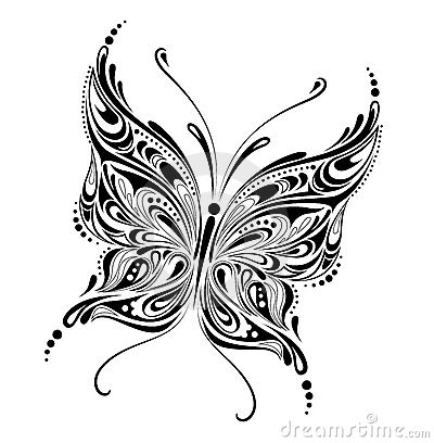 Free Abstract Butterfly Royalty Free Stock Photography - 15891897