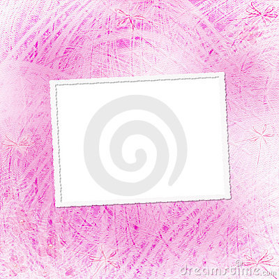 Abstract chaotic background