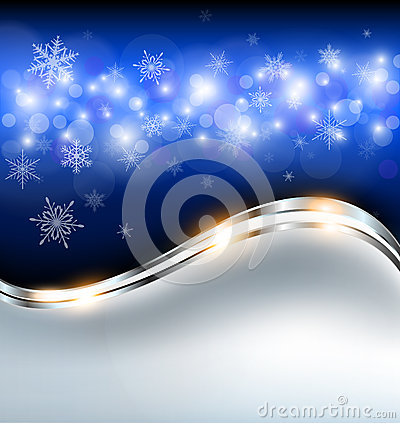 Free Abstract Christmas Background Royalty Free Stock Image - 27798386