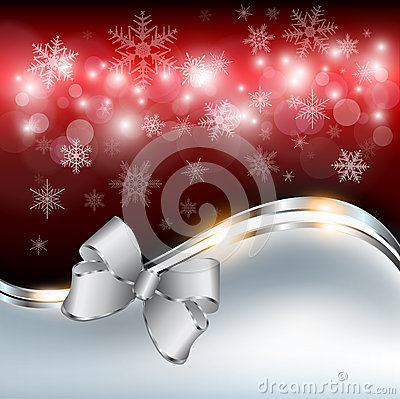 Free Abstract Christmas Background Stock Photography - 27798532