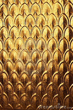 Free Abstract Christmas Gold Metal Background Stock Images - 20154964