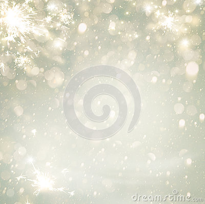 Free Abstract Christmas Golden Holiday Background Glitter Defocused Royalty Free Stock Photography - 36088617