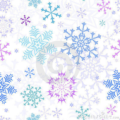 Free Abstract Christmas Pastel Seamless Pattern Royalty Free Stock Photos - 10956078