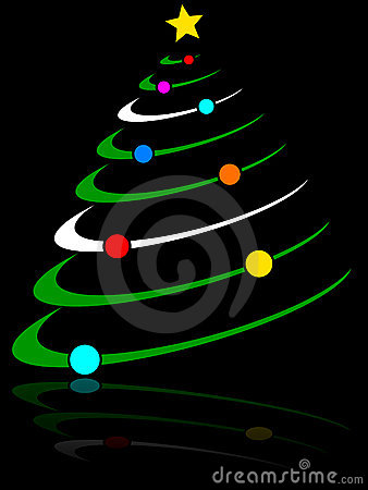 Abstract Christmas Tree [2]