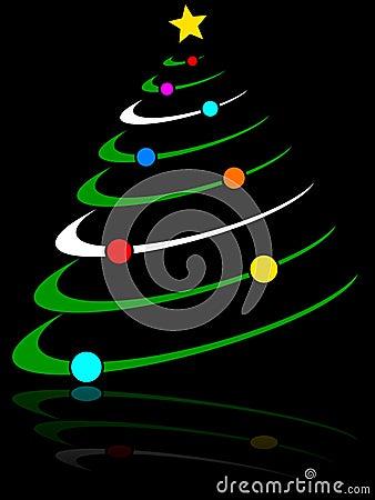 Abstract Christmas Tree [2]