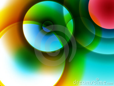 Abstract Circle Background 53