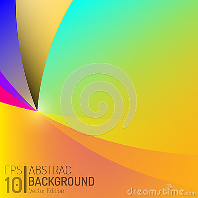Free Abstract Color Background Design. Vector Elements. Creative Wallpaper Illustration. EPS10 Stock Photography - 56841682