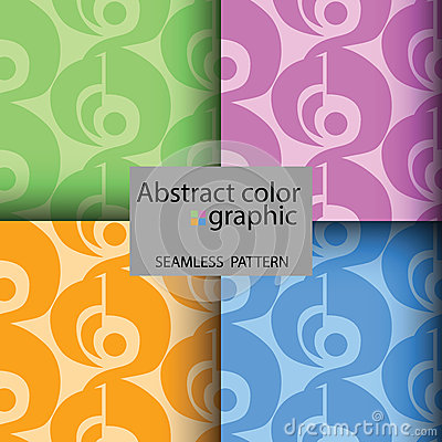Abstract color graphic