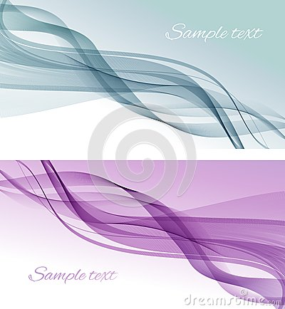 Abstract color smoke  background.