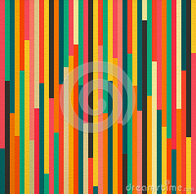 Free Abstract Color Vintage Retro Seamless Pattern Background Stock Photos - 57383443