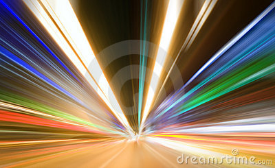 Abstract Colored Light Royalty Free Stock Images - Image: 13418169