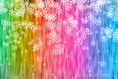 Abstract colorful backdrop