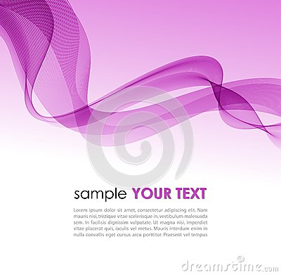 Free Abstract Colorful Background Violet Smoke Wave Royalty Free Stock Image - 38536456
