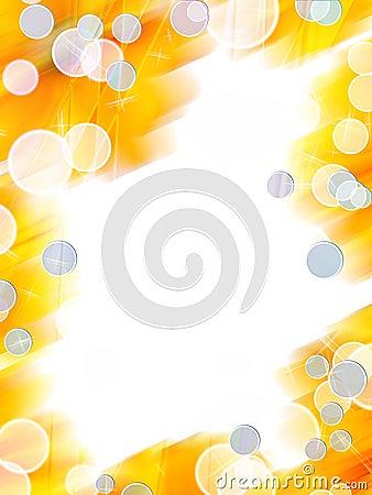 Rainbow Bubble Border Abstract-colorful-bubble- ... Unicorn Background