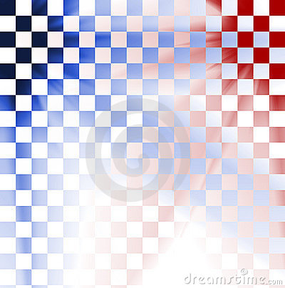 Abstract colorful check background