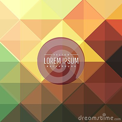 Free Abstract Colorful Geometric Shapes Background Stock Image - 101492161