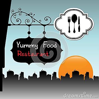 Yummy food restaurant
